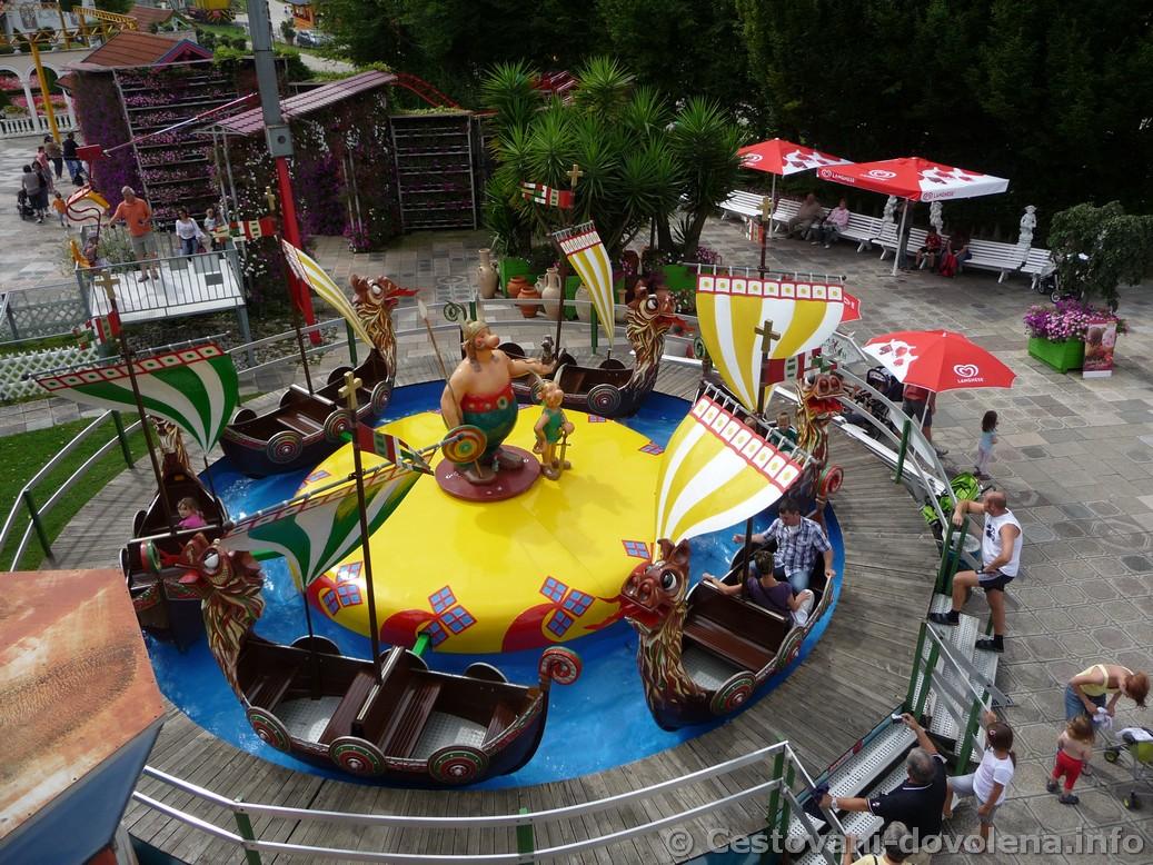 Zábavní park Churpfalzpark – zábava nedaleko hranic