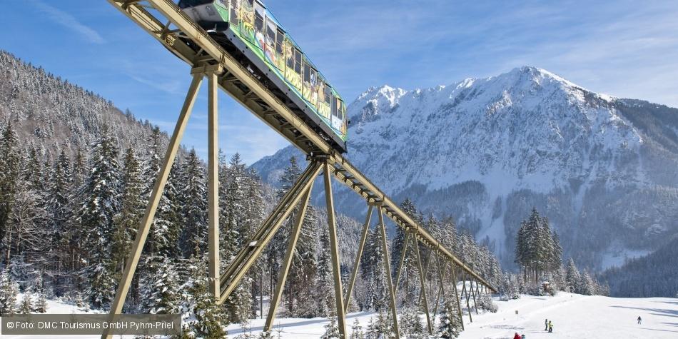 Užijte si zimu s pořádnou lyžovačkou