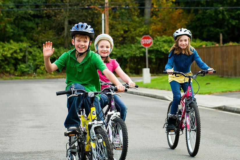 úrazy na kole