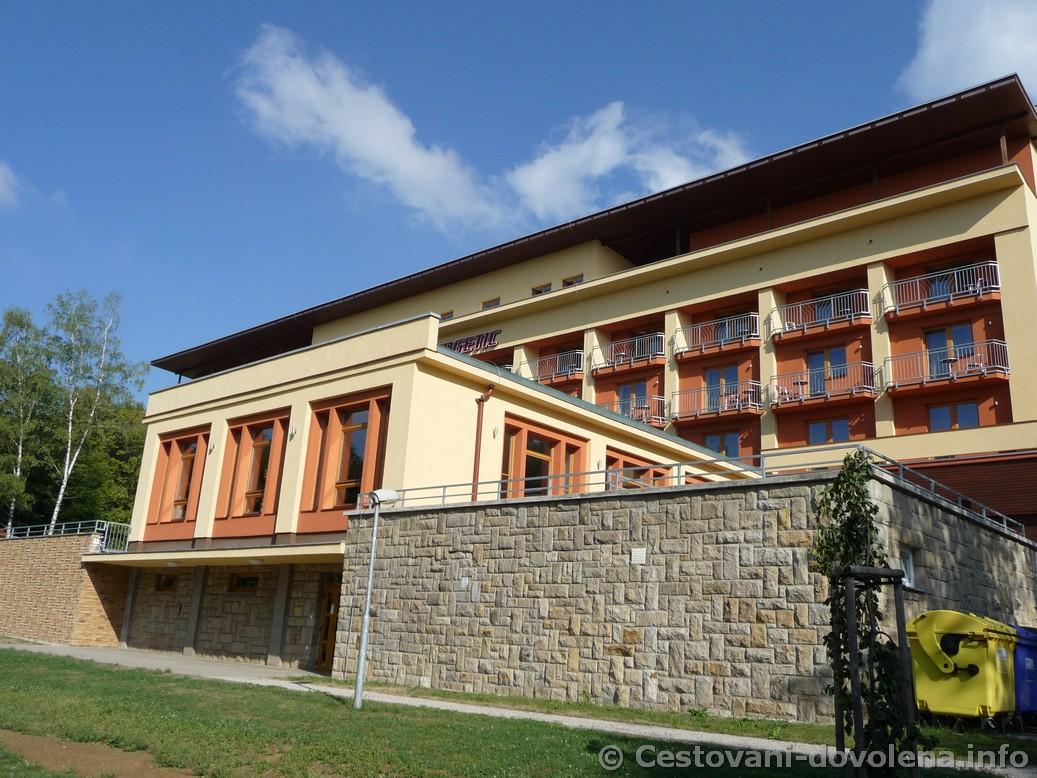 Hotel Energetic - okolí