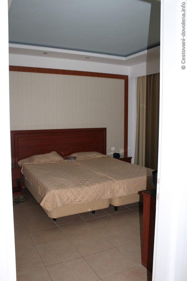 Gaia Royal - ubytování