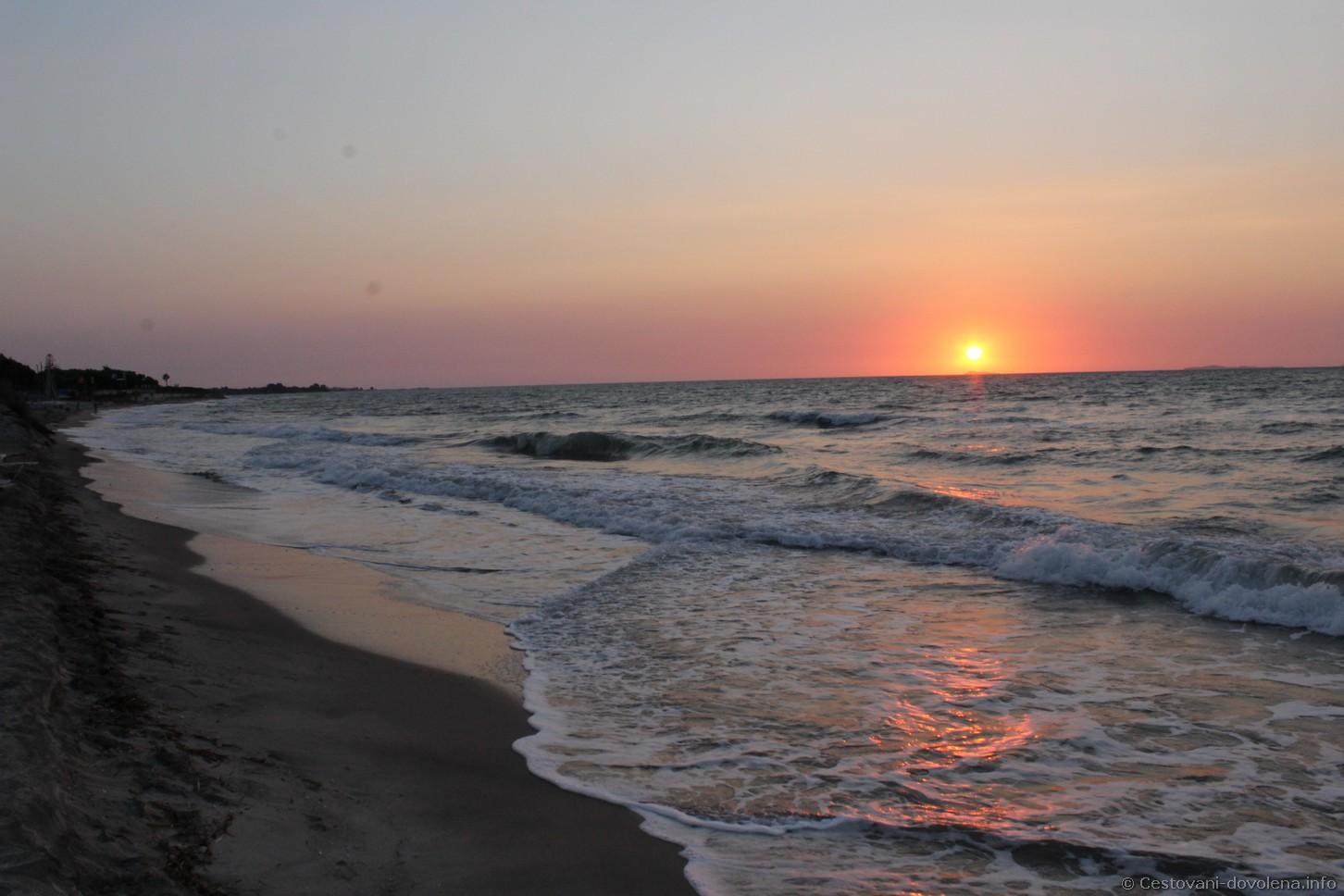 Gaia Royal, Kos  - moře