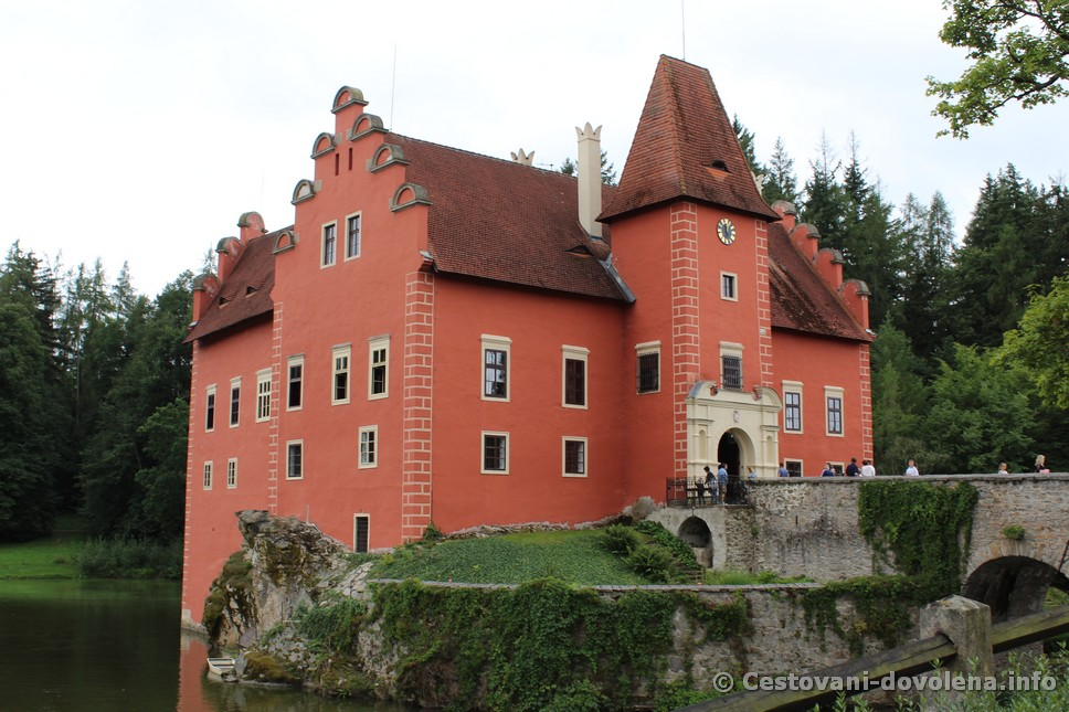 Červená Lhota – zámek, který neztrácí své kouzlo