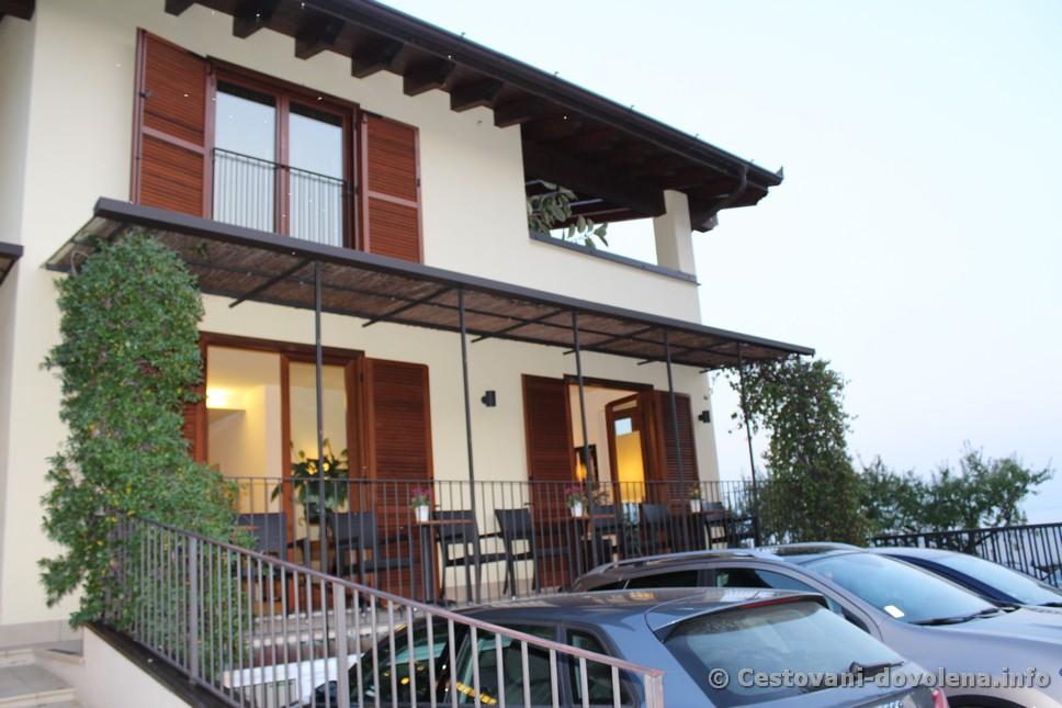 Lago di Garda – hotel Meandro – recenze