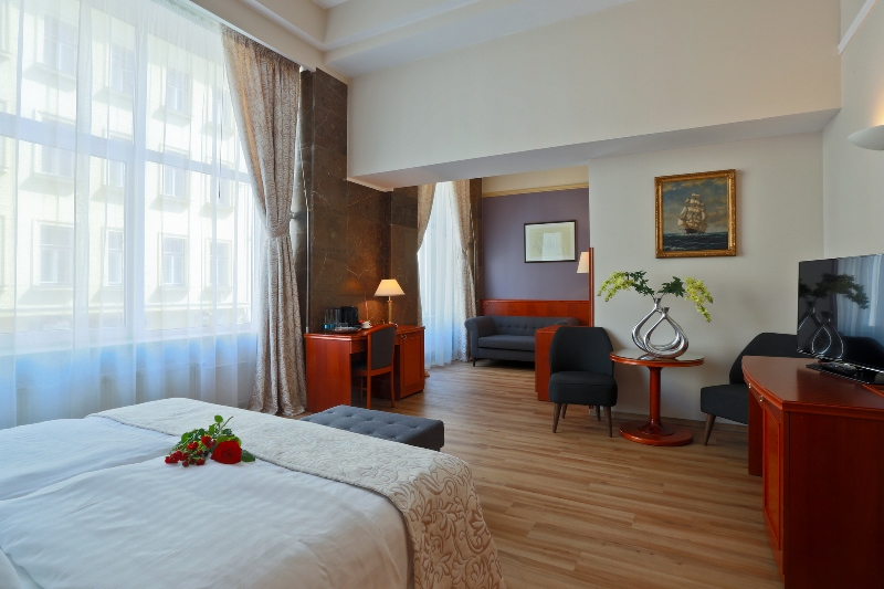 Tip na výhodné a komfortní ubytování v Praze