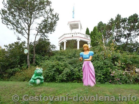 Zábavní park Churpfalzpark