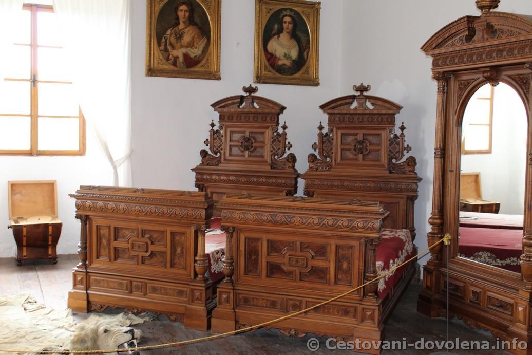 Stare Hrady - zámek