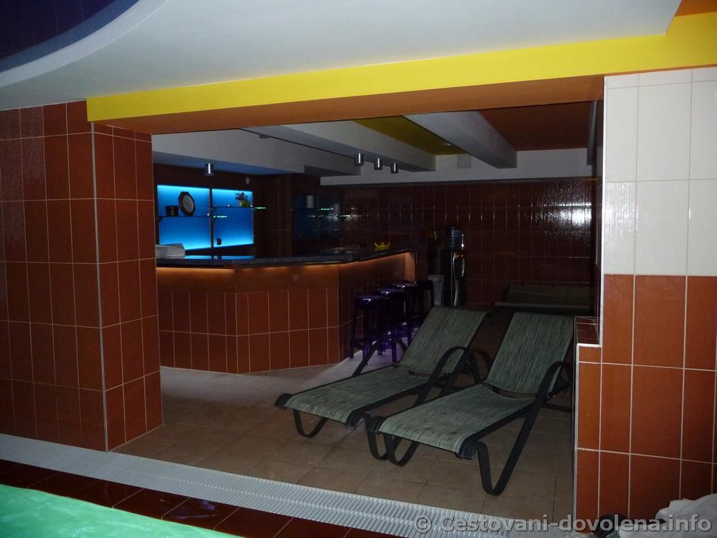 Hotel Energetic - wellness centrum