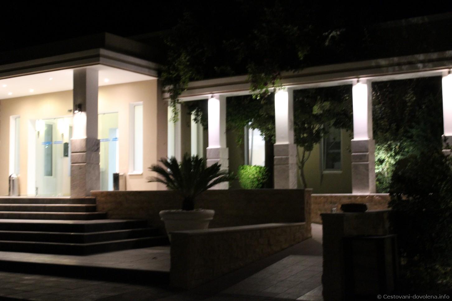 Gaia Royal - hlavní budova