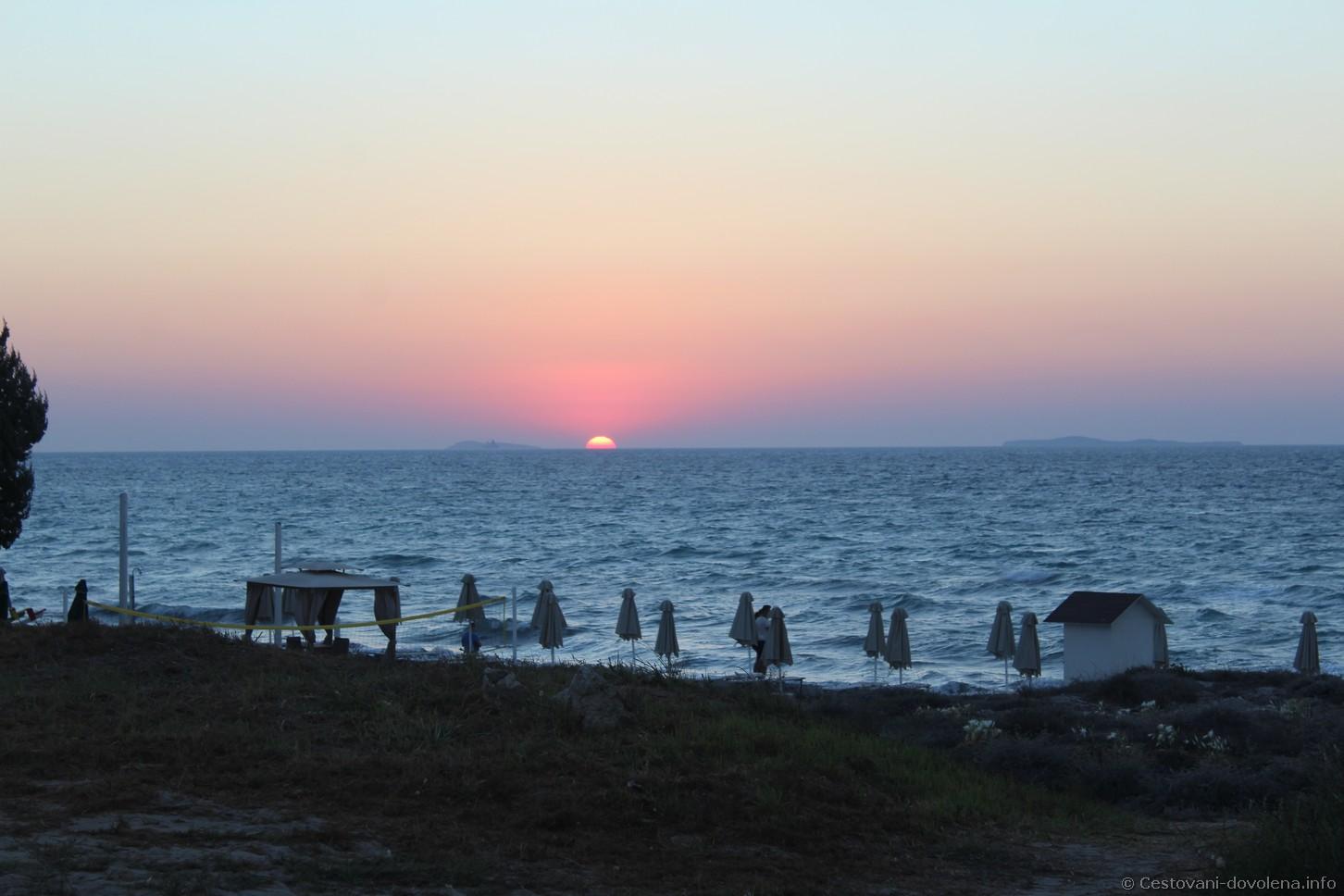 Gaia Royal, Kos  -moře