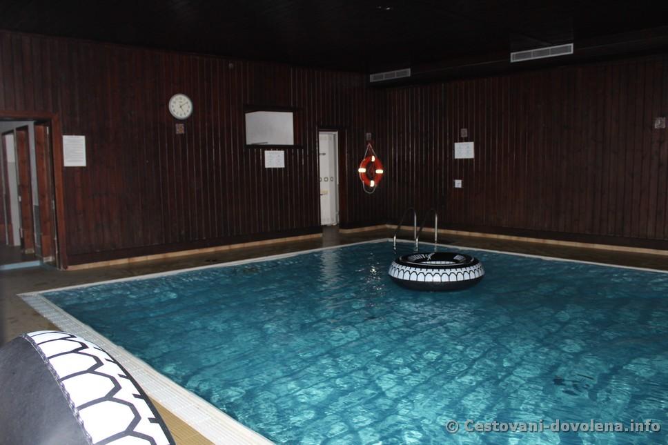 Hotel Meandro - bazén
