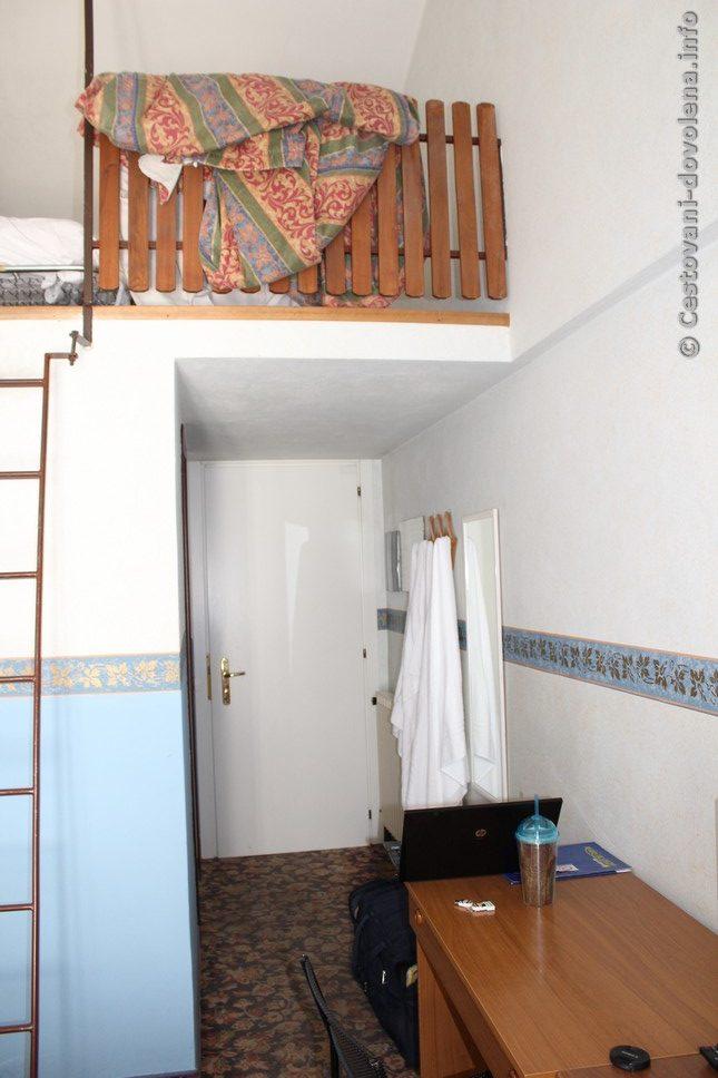 Hotel Meandro - pokoj