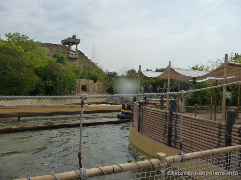 Zábavný park Gardaland - Itálie